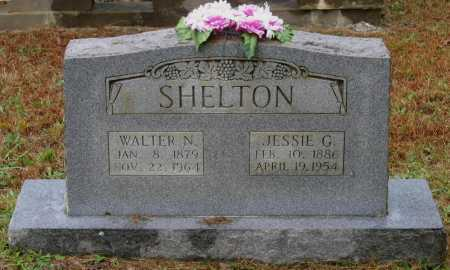SHELTON, JESSIE GREEN - Lawrence County, Arkansas | JESSIE GREEN SHELTON - Arkansas Gravestone Photos
