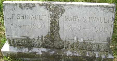 SHINAULT, MARY - Lawrence County, Arkansas | MARY SHINAULT - Arkansas Gravestone Photos