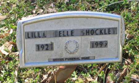 SHOCKLEY, LILLA BELLE - Lawrence County, Arkansas | LILLA BELLE SHOCKLEY - Arkansas Gravestone Photos