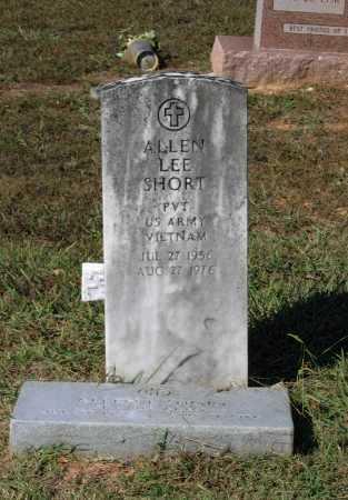 SHORT (VETERAN VIET), ALLEN LEE - Lawrence County, Arkansas | ALLEN LEE SHORT (VETERAN VIET) - Arkansas Gravestone Photos