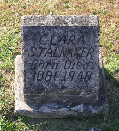 SIMMONS, CLARA - Lawrence County, Arkansas | CLARA SIMMONS - Arkansas Gravestone Photos