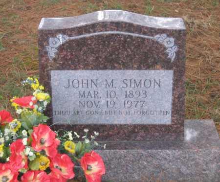 SIMON, JOHN MATTHEW - Lawrence County, Arkansas | JOHN MATTHEW SIMON - Arkansas Gravestone Photos