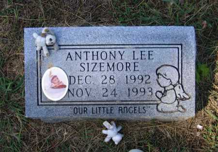 SIZEMORE, ANTHONY LEE - Lawrence County, Arkansas | ANTHONY LEE SIZEMORE - Arkansas Gravestone Photos