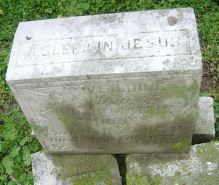 SKINER, VEILDINE - Lawrence County, Arkansas   VEILDINE SKINER - Arkansas Gravestone Photos