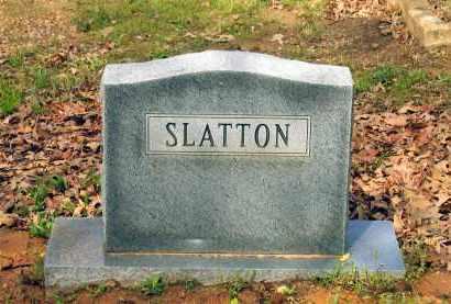 SLATTON FAMILY STONE,  - Lawrence County, Arkansas |  SLATTON FAMILY STONE - Arkansas Gravestone Photos