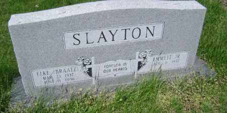 BRAATZ SLAYTON, ELKE - Lawrence County, Arkansas | ELKE BRAATZ SLAYTON - Arkansas Gravestone Photos