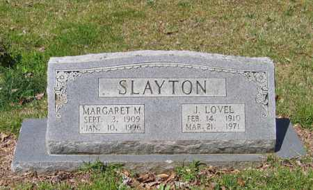 GRAHAM SLAYTON, MARGARET M. - Lawrence County, Arkansas | MARGARET M. GRAHAM SLAYTON - Arkansas Gravestone Photos