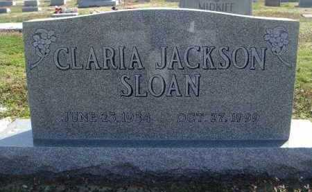 SLOAN, CLARIA LORENE - Lawrence County, Arkansas | CLARIA LORENE SLOAN - Arkansas Gravestone Photos