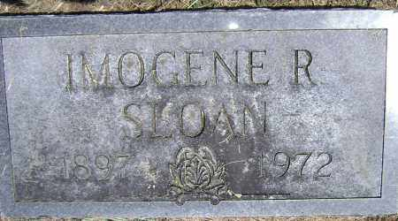 SLOAN, IMOGENE - Lawrence County, Arkansas | IMOGENE SLOAN - Arkansas Gravestone Photos