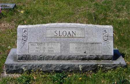 "SLOAN III, MILLARD FILLMORE ""PHIL"" - Lawrence County, Arkansas | MILLARD FILLMORE ""PHIL"" SLOAN III - Arkansas Gravestone Photos"