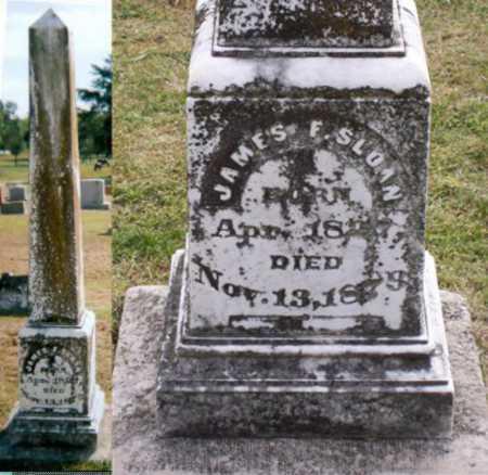 SLOAN, JAMES FRANKLIN - Lawrence County, Arkansas | JAMES FRANKLIN SLOAN - Arkansas Gravestone Photos