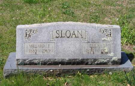 SLOAN, LEILA R. - Lawrence County, Arkansas | LEILA R. SLOAN - Arkansas Gravestone Photos