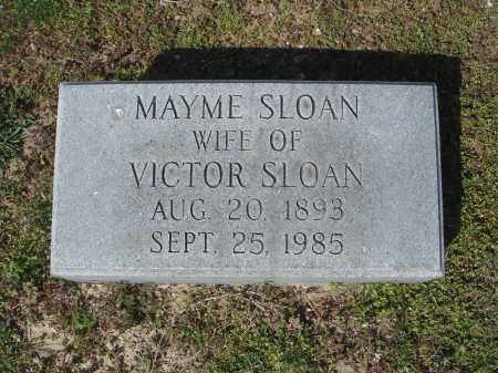 SLOAN, MAYME - Lawrence County, Arkansas | MAYME SLOAN - Arkansas Gravestone Photos
