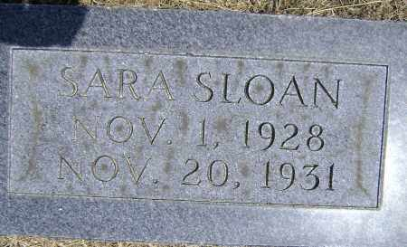 SLOAN, SARA - Lawrence County, Arkansas | SARA SLOAN - Arkansas Gravestone Photos