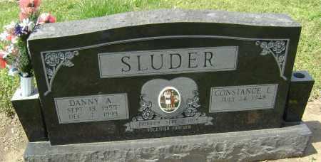 SLUDER, DANNY A. - Lawrence County, Arkansas | DANNY A. SLUDER - Arkansas Gravestone Photos