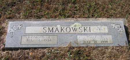 CLEMENTS SMAKOWSKI, POLLY ANN - Lawrence County, Arkansas   POLLY ANN CLEMENTS SMAKOWSKI - Arkansas Gravestone Photos