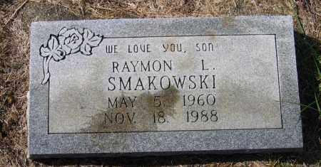 SMAKOWSKI, RAYMON L. - Lawrence County, Arkansas | RAYMON L. SMAKOWSKI - Arkansas Gravestone Photos