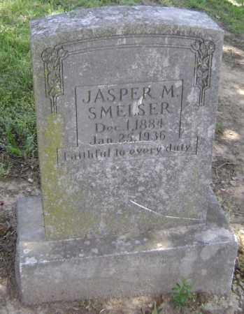 SMELSER, JASPER M. - Lawrence County, Arkansas | JASPER M. SMELSER - Arkansas Gravestone Photos