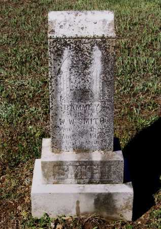 "SMITH, ALABAMA ""BAMMEY"" - Lawrence County, Arkansas | ALABAMA ""BAMMEY"" SMITH - Arkansas Gravestone Photos"