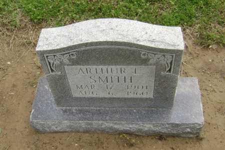 SMITH, ARTHUR L. - Lawrence County, Arkansas | ARTHUR L. SMITH - Arkansas Gravestone Photos