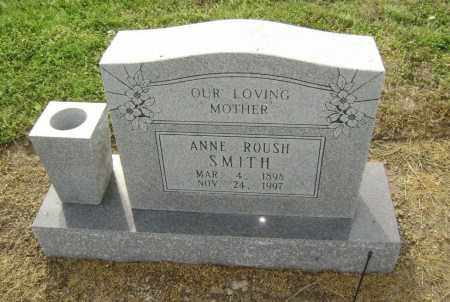 ROUSH SMITH, ANNE - Lawrence County, Arkansas | ANNE ROUSH SMITH - Arkansas Gravestone Photos