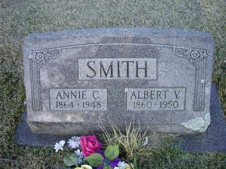 PICKETT SMITH, ANNIE CATHERINE - Lawrence County, Arkansas | ANNIE CATHERINE PICKETT SMITH - Arkansas Gravestone Photos