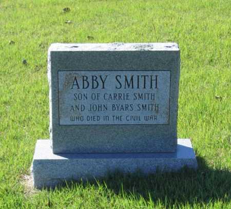 SMITH (VETERAN CSA), ABBY - Lawrence County, Arkansas | ABBY SMITH (VETERAN CSA) - Arkansas Gravestone Photos