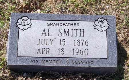 SMITH, AL - Lawrence County, Arkansas | AL SMITH - Arkansas Gravestone Photos