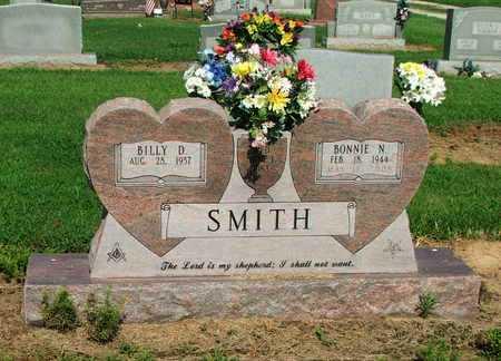 SMITH, BILLY DON - Lawrence County, Arkansas   BILLY DON SMITH - Arkansas Gravestone Photos
