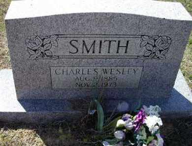 SMITH, CHARLES WESLEY - Lawrence County, Arkansas   CHARLES WESLEY SMITH - Arkansas Gravestone Photos