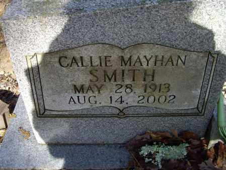 MAYHAN SMITH, CALLIE - Lawrence County, Arkansas | CALLIE MAYHAN SMITH - Arkansas Gravestone Photos