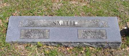 SMITH, MINNIE B. - Lawrence County, Arkansas | MINNIE B. SMITH - Arkansas Gravestone Photos