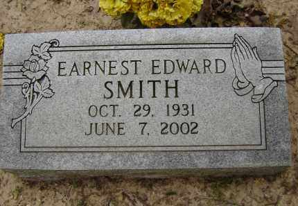 SMITH, EARNEST EDWARD - Lawrence County, Arkansas | EARNEST EDWARD SMITH - Arkansas Gravestone Photos