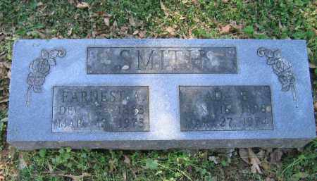 SMITH, EARNEST ASHBERRY - Lawrence County, Arkansas | EARNEST ASHBERRY SMITH - Arkansas Gravestone Photos