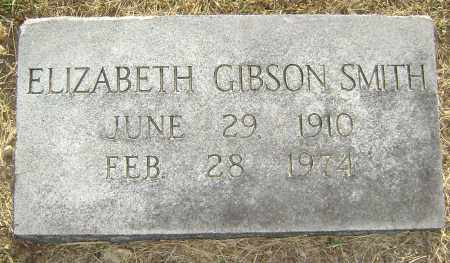 GIBSON SMITH, ELIZABETH - Lawrence County, Arkansas | ELIZABETH GIBSON SMITH - Arkansas Gravestone Photos