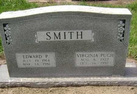SMITH, EDWARD P - Lawrence County, Arkansas | EDWARD P SMITH - Arkansas Gravestone Photos