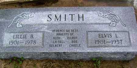 SMITH, ELVIS L. - Lawrence County, Arkansas | ELVIS L. SMITH - Arkansas Gravestone Photos