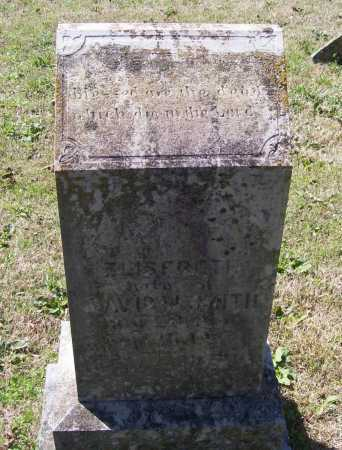 NEECE SMITH, ELIZABETH MAHULDAH - Lawrence County, Arkansas | ELIZABETH MAHULDAH NEECE SMITH - Arkansas Gravestone Photos