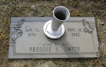 SMITH, FREDDIE H. - Lawrence County, Arkansas | FREDDIE H. SMITH - Arkansas Gravestone Photos