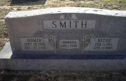 CHAPPELL SMITH, NETTIE - Lawrence County, Arkansas | NETTIE CHAPPELL SMITH - Arkansas Gravestone Photos