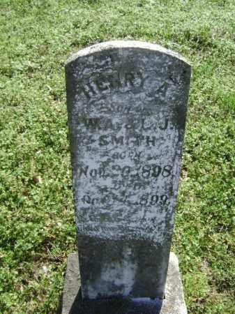 SMITH, HENRY A. - Lawrence County, Arkansas   HENRY A. SMITH - Arkansas Gravestone Photos