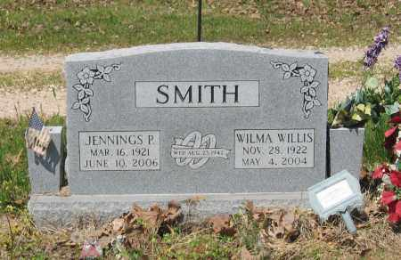 WILLIS SMITH, WILMA PEARL - Lawrence County, Arkansas | WILMA PEARL WILLIS SMITH - Arkansas Gravestone Photos