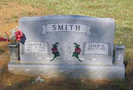 MURPHY SMITH, JOHNNYE GWENDOLYN - Lawrence County, Arkansas | JOHNNYE GWENDOLYN MURPHY SMITH - Arkansas Gravestone Photos