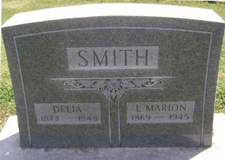 SMITH, DELIA - Lawrence County, Arkansas | DELIA SMITH - Arkansas Gravestone Photos