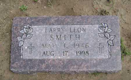 SMITH, LARRY LEON - Lawrence County, Arkansas | LARRY LEON SMITH - Arkansas Gravestone Photos