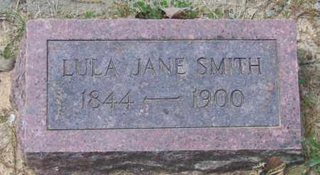 SMITH, LULA JANE - Lawrence County, Arkansas | LULA JANE SMITH - Arkansas Gravestone Photos