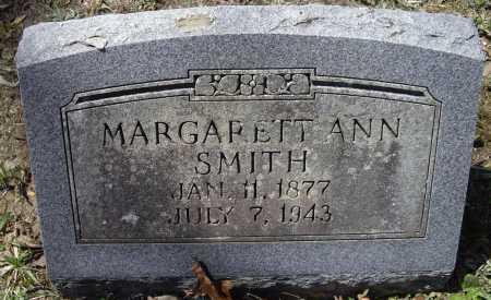 SMITH, MARGARETT ANN - Lawrence County, Arkansas   MARGARETT ANN SMITH - Arkansas Gravestone Photos