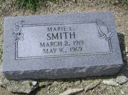 SMITH, MARIE E. - Lawrence County, Arkansas | MARIE E. SMITH - Arkansas Gravestone Photos