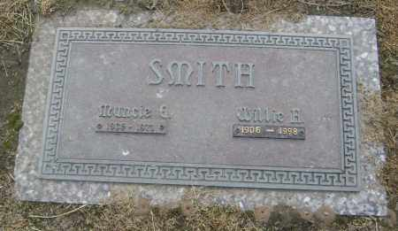 SMITH, WILLIE HAMILTON - Lawrence County, Arkansas | WILLIE HAMILTON SMITH - Arkansas Gravestone Photos