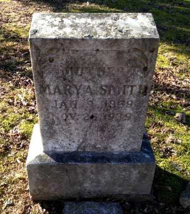 KELLEY SMITH, MARY ANN - Lawrence County, Arkansas | MARY ANN KELLEY SMITH - Arkansas Gravestone Photos